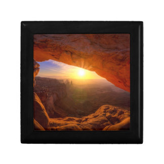 Mesa Arch, Canyonlands National Park Jewelry Box