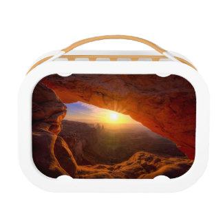 Mesa Arch Canyonlands National Park Yubo Lunch Box