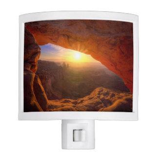 Mesa Arch, Canyonlands National Park Night Light