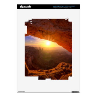 Mesa Arch, Canyonlands National Park Skin For iPad 3
