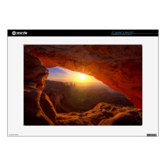Mesa Arch, Canyonlands National Park Skins For Laptops