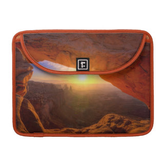 Mesa Arch, Canyonlands National Park Sleeve For MacBooks