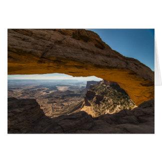 Mesa Arch Cards