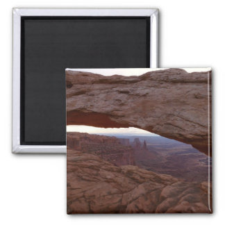 Mesa Arch I from Canyonlands National Park Magnet