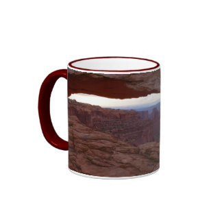 Mesa Arch I in Canyonlands National Park Ringer Mug