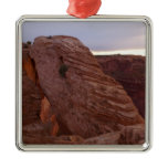Mesa Arch II from Canyonlands National Park Metal Ornament