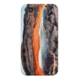 Mesa Arch Sunrise Case For iPhone 4
