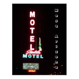 Mesa, Arizona Scenic Postcard