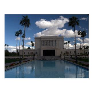 Mesa, Arizona Temple Postcard