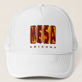 MESA ARIZONA TRUCKER HAT