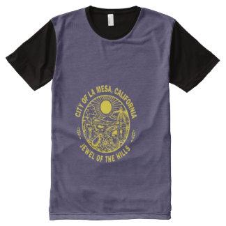 mesa  California city flag Shirt