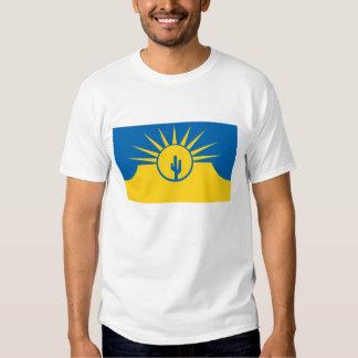 mesa city flag united state america Arizona T Shirt