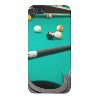 Mesa de billar iPhone 5 carcasa