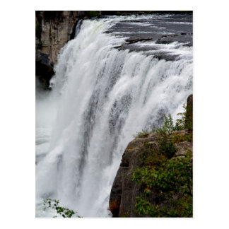 Mesa Falls - Fine Art Photography Postcard