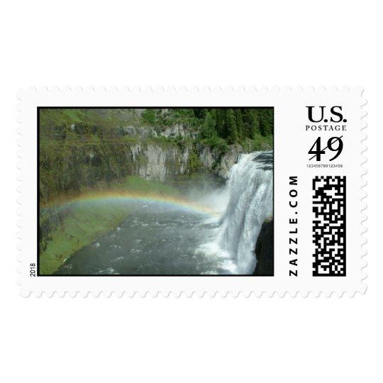 Mesa Falls Postage