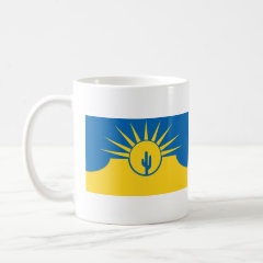 city of mesa flag mug