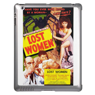 Mesa of Lost Women iPad Case