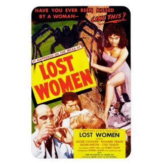 Mesa of Lost Women Magnet