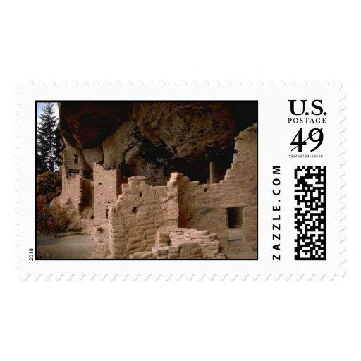 Mesa Verde 3 Postage Stamp