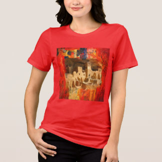 Mesa Verde Adobe Cliffs Southwest Relaxed Fit Tee