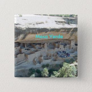 Mesa Verde Button