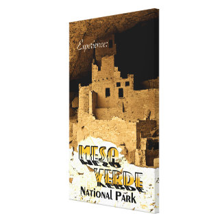 Mesa Verde Canvas Prints