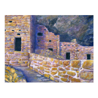 Mesa Verde, Colorado Fine Art Postcards