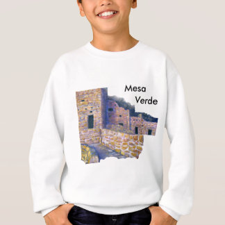 Mesa Verde, Colorado Fine Art Sweatshirt