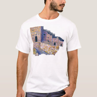 Mesa Verde Colorado, Fine Art T-Shirt