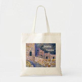Mesa Verde, Colorado Fine Art Tote Bag