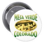 Mesa Verde Colorado Pin Redondo 7 Cm