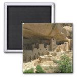 Mesa Verde Imán Cuadrado