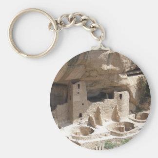 Mesa Verde Indian Dwellings Keychain