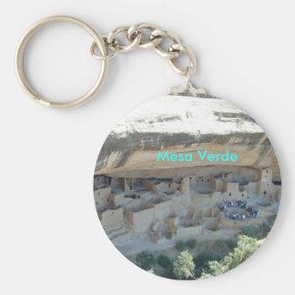 Mesa Verde Keychain