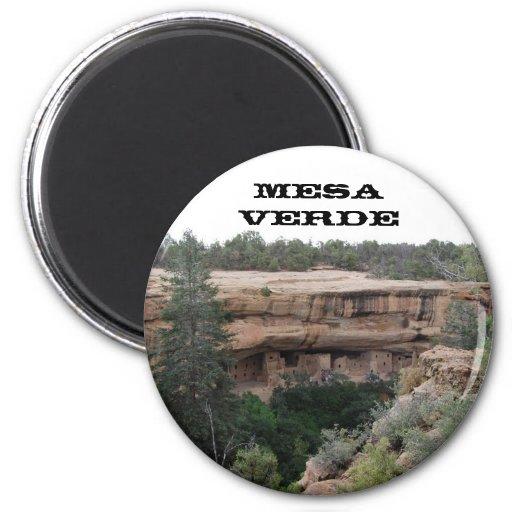 Mesa Verde Magnet