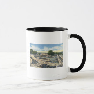 Mesa Verde Nat. Park, Colorado - Sun Temple Mug