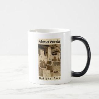 Mesa Verde National Park Magic Mug