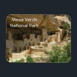 "Mesa Verde National Park Magnet<br><div class=""desc"">Spruce Tree House,  Mesa Verde National Park,  CO</div>"