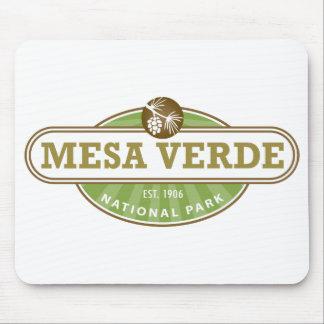 Mesa Verde National Park Mouse Pad