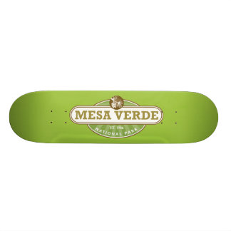 Mesa Verde National Park Skateboard Deck
