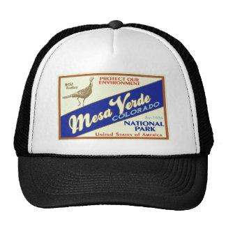 Mesa Verde National Park (Wild Turkey) Mesh Hat