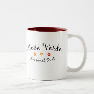 Mesa Verde National Two-Tone Coffee Mug