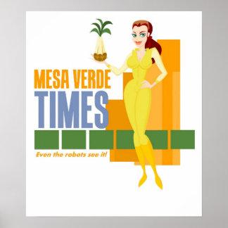 Mesa Verde poster