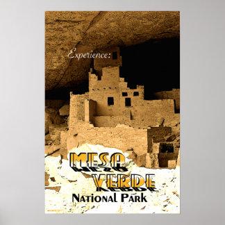 Mesa Verde Posters