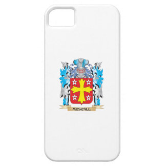 Mescall Coat of Arms - Family Crest iPhone 5 Covers