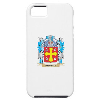 Mescall Coat of Arms - Family Crest iPhone 5 Cover