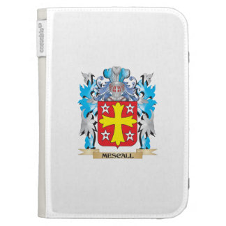 Mescall Coat of Arms - Family Crest Kindle 3 Cover