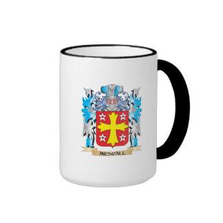 Mescall Coat of Arms - Family Crest Mug