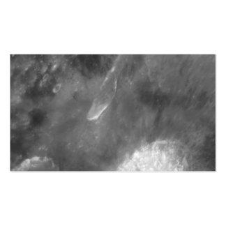 Meseta de Aristarchus en la luz ultravioleta Tarjetas De Visita