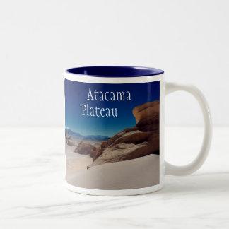 Meseta de Atacama, taza de Chile